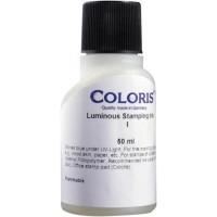 ultrafialová pečiatková farba COLORIS UV, 50 ml