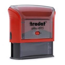 PRINTY T4915 červená