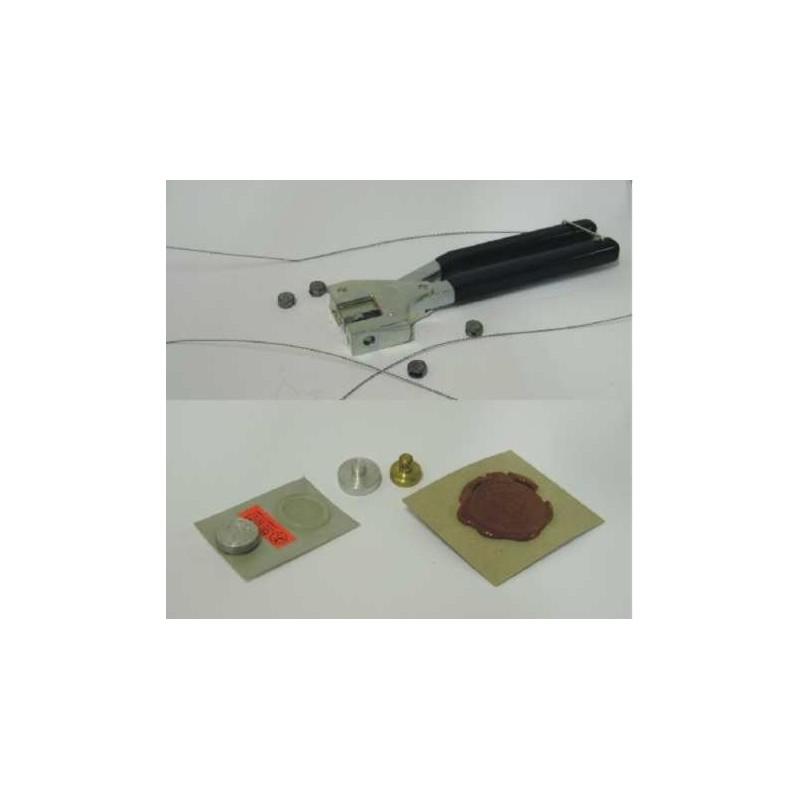 Plombovacie kliešte a pečatidlá