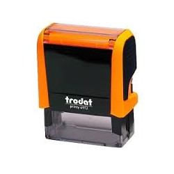 Výroba pečiatky Trodat PRINTY 4912 - pečiatka, grafický návrh a gumička